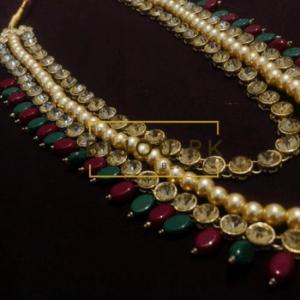 Kundan Maala for women