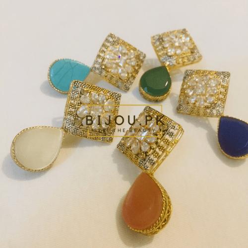 Zircone Earring for women in Pakistan