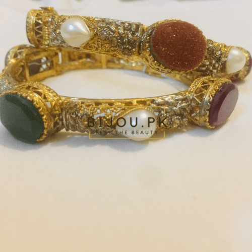 Gold Plated ladies Bangle price in Pakistan