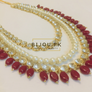 Exquisite Kundan Jewelry for women in Pakistan