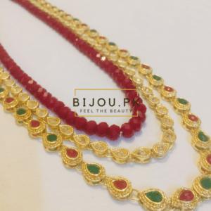 Kundan jewelry in pakistan