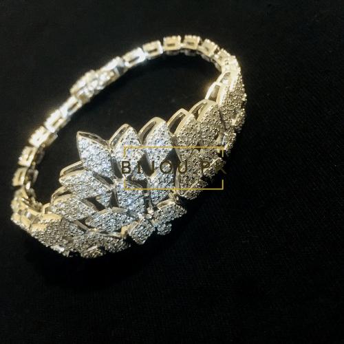 Silver Plated Bracelet for women