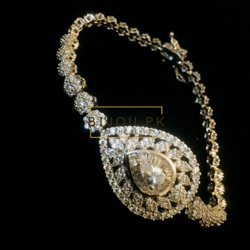 Silver Plated Premium Bracelet for women