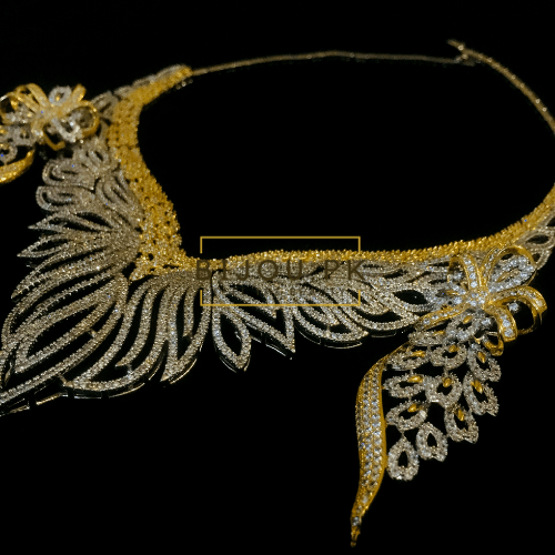 Premium Dual-tone Gold Plated for women in Pakistan