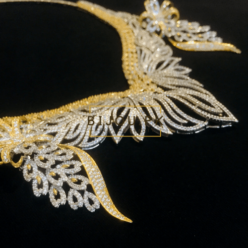 Premium Dual-tone Gold Plated