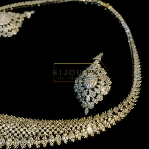 Original Silver Signature Necklace Set