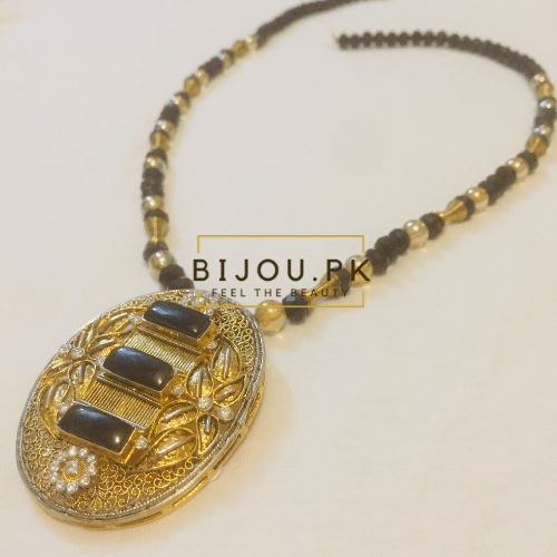 Polki Mala Necklace price in pakistan