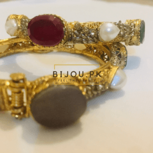 Gold Plated Bangles for women in Pakistan