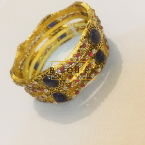 Premium Gold Plated Bangles for women
