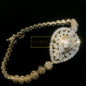 Silver Plated Premium Bracelet