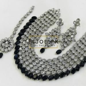 Womens Artificial Kundan Jewelry for sale online